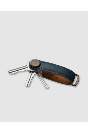 Orbitkey Key Organiser Crazy Horse - Tech Accessories (Marine ) Key Organiser Crazy-Horse
