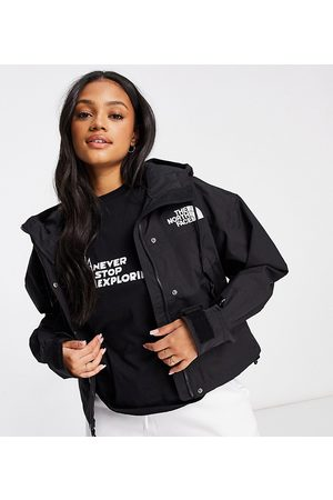 The North Face Reign On jacket in black Exclusive to ASOS