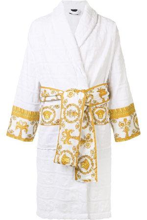 VERSACE Bathrobes - Barocco trim bathrobe