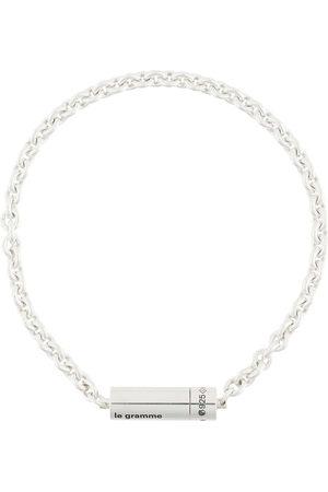 Le Gramme 9g polished chain cable bracelet