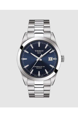 Tissot Men Watches - Gentleman Automatic Silicium - Watches ( & ) Gentleman Automatic Silicium