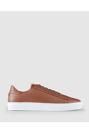 Aquila Men Sneakers - Deco Sneakers - Lifestyle Sneakers (Tan) Deco Sneakers