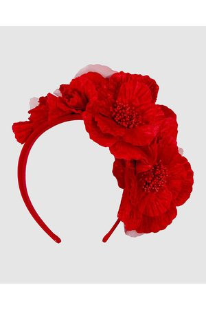 Max Alexander Flowers Fascinator - Fascinators Flowers Fascinator