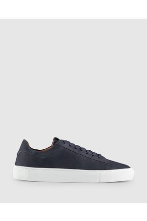Aquila Men Sneakers - Deco Sneakers - Lifestyle Sneakers (Nubuck Navy) Deco Sneakers