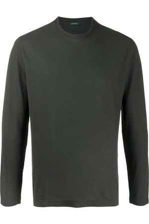 ZANONE Long sleeve cotton t-shirt