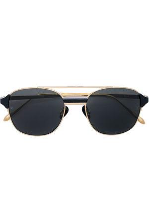 Linda Farrow Reed square-frame sunglasses