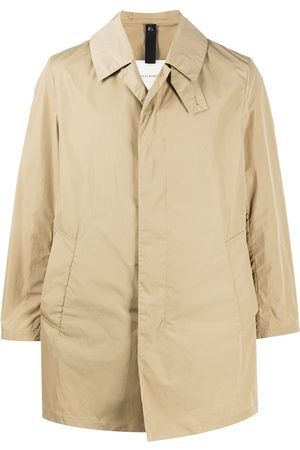 MACKINTOSH Single-breasted car coat