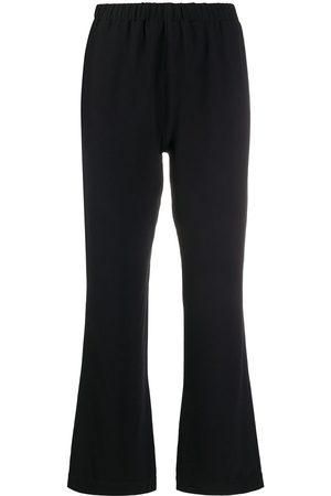 Marni Women Pants - Straight-leg cropped trousers