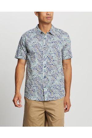 Patagonia Go To Shirt - Casual shirts (Cover Crop Ombre: Pigeon ) Go To Shirt