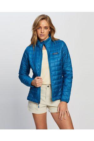 Patagonia Nano Puff Jacket Women's - Coats & Jackets (Steller ) Nano Puff Jacket - Women's