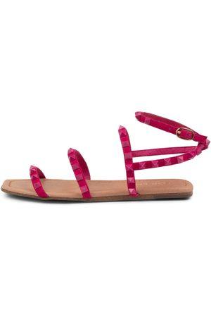 Top end Lynnox To Fuchsia Fuchsia Sandals Womens Shoes Sandals Flat Sandals