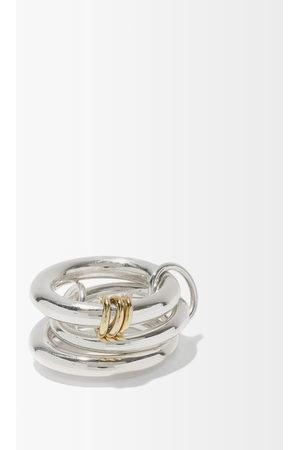 SPINELLI KILCOLLIN Hydra 18kt Gold & Sterling Ring - Mens