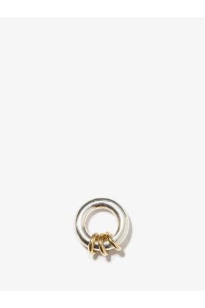 SPINELLI KILCOLLIN Men Necklaces - Nebula Sterling- & 18kt Pendant - Mens