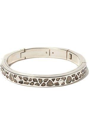 PARTS OF FOUR Sistema Diamond & Sterling- Bracelet - Mens