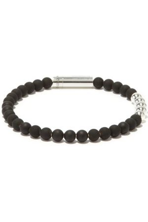 Le Gramme 25g Beads & Sterling- Bracelet - Mens