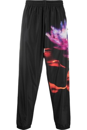 Marcelo Burlon County of Milan FLOWER JOGGER PANTS