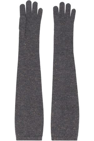 Brunello Cucinelli Elbow-length gloves