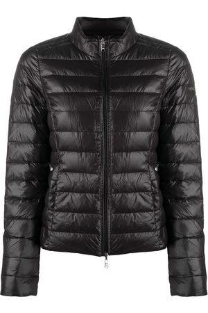 Patrizia Pepe Women Winter Jackets - Zip-up logo puffer jacket
