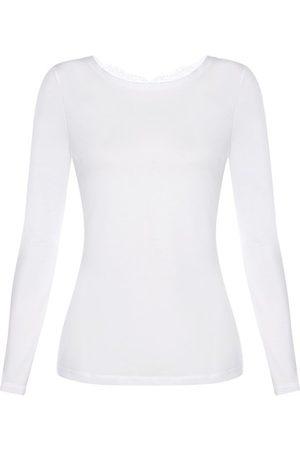 La Perla Women Tops - Cotton Long-Sleeved Top