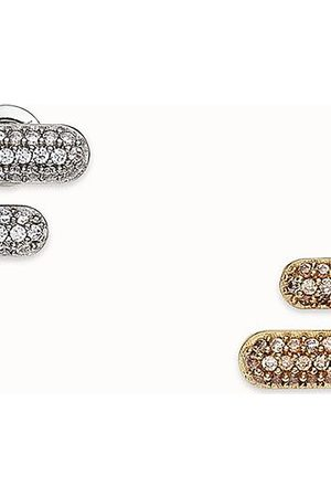 Fendi Ff Earrings Small