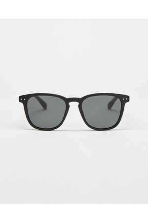 LOCAL SUPPLY Sunglasses - SYD Polarised - Square (Matte ) SYD - Polarised