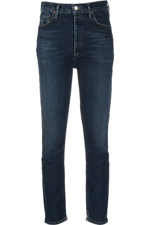 AGOLDE Skinny-fit denim jeans