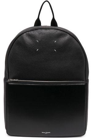 Maison Margiela Logo print backpack