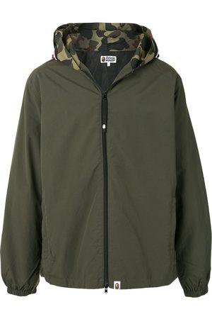 A BATHING APE® Shark hooded jacket
