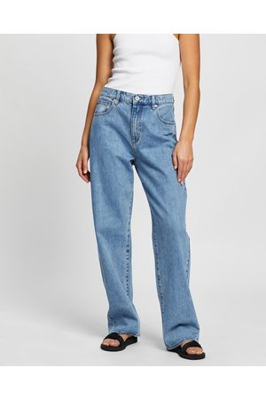 ABrand A Slouch Jeans - High-Waisted (Georgia) A Slouch Jeans
