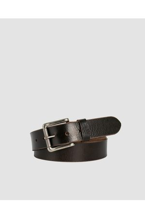 Loop Leather Co Men Belts - Urban Central - Belts (Chocolate) Urban Central