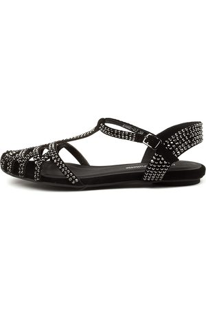 Django & Juliette Emme Dj Sandals Womens Shoes Casual Sandals Flat Sandals