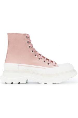 Alexander McQueen Tread Slick high-top sneakers