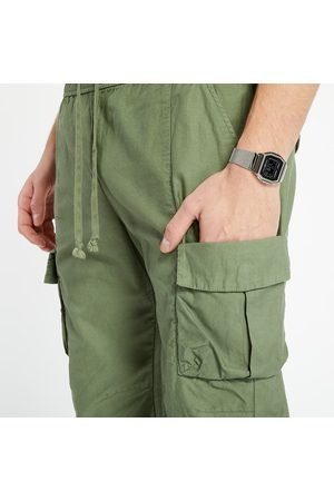 JOHN ELLIOTT Men Cargo Pants - Back Sateen Cargo Pants Olive