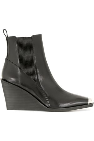 SENSO Weston II ankle wedge boots