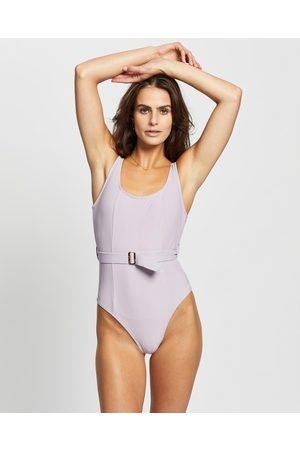 LENNI the label Currents Full Piece - One-Piece / Swimsuit (Lilac) Currents Full-Piece