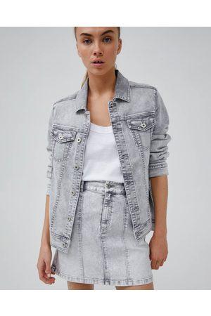 jac + mooki Preston Jacket - Denim jacket ( wash) Preston Jacket