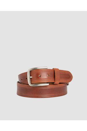 Loop Leather Co Flinders - Belts (Mid Tan) Flinders