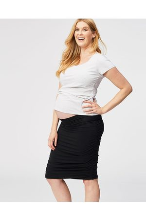 Cake Maternity Women Pencil Skirts - Tiramisu Maternity Skirt - Pencil skirts Tiramisu Maternity Skirt
