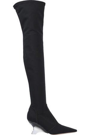 Dior Women Knee High Boots - Knee boots