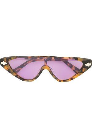 Karen Walker Hallelujah shield sunglasses