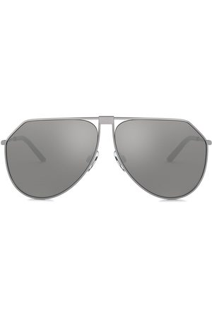 Dolce & Gabbana Slim aviator sunglasses