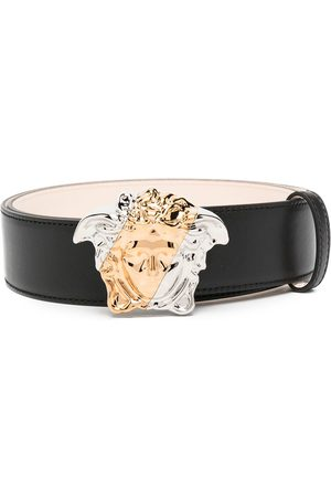 VERSACE Palazzo Dia leather belt
