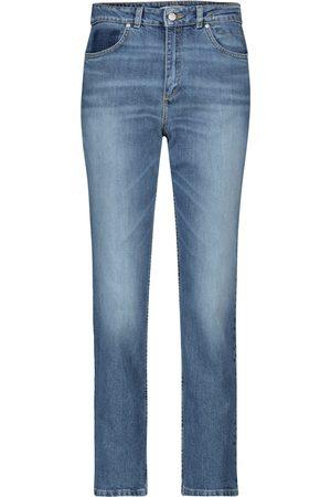 Dorothee Schumacher Denim Love high-rise straight jeans