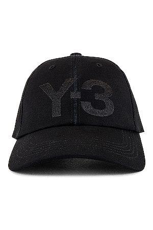 Y-3 Y-3 Classic Logo Cap in