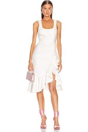 Cinq A Sept Women Sleeveless Dresses - Angela Dress in Ivory