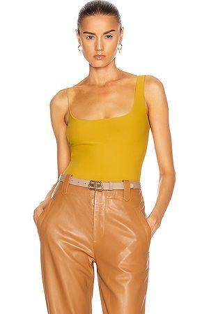 Alix NYC Gracie Bodysuit in Olive
