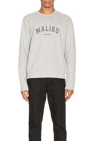 Saint Laurent Men Sweaters - Sweater in &