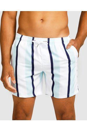 Vacay Swimwear Men Board Shorts - Capri Swim Shorts - Swimwear Capri Swim Shorts
