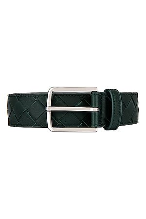 Bottega Veneta Belt in Pine