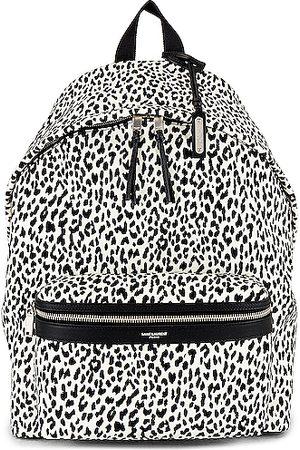 Saint Laurent YSL Bag City Backpack in &